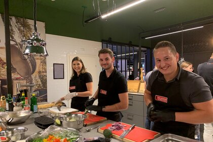 teampool grill-akademie in eugendorf